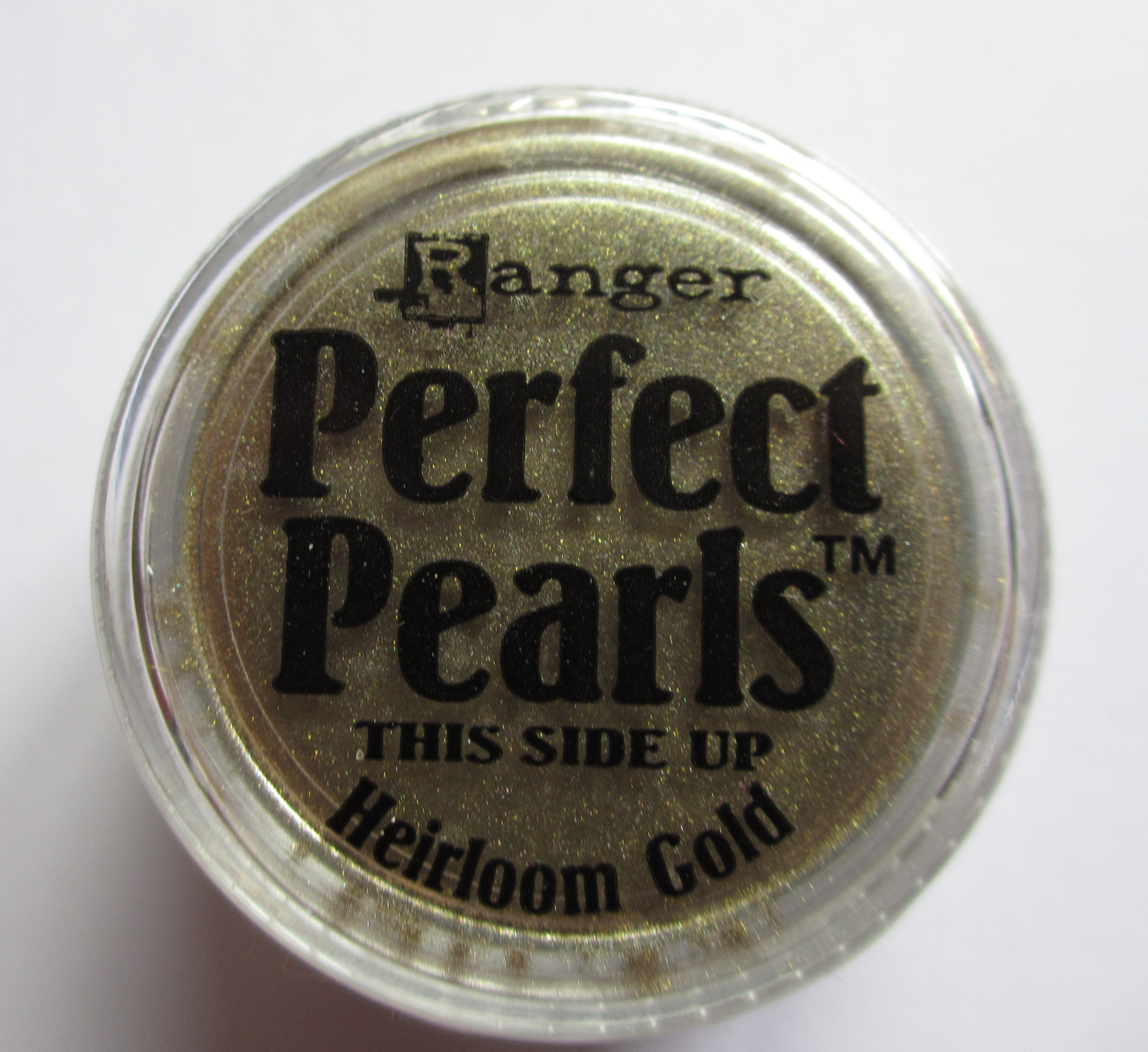 Pudr Perfect Pearls Heirloom Gold