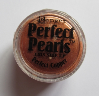 Pudr Perfect Pearls Perfect Copper